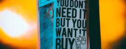 Post demographic consumerism